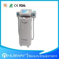 Buy cheap Vacuum RF Cryolipolysis Slimming Machine , Weight Loss Ice Cooling Device from wholesalers