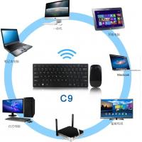 Wholesale Stable Transmission Keyboard Mouse Combo Compatible With Laptops And Computers from china suppliers
