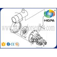 Buy cheap PC300-7 Excavator Hydraulic Parts Hydraulic Main Pump 708-2G-00024 708-2G-00023 708-2G-00022 from wholesalers