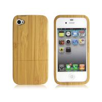 Buy cheap Factory for Apple iPhone 4S Bamboo Case from wholesalers