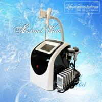 Buy cheap Portable Radio Frequency Cavitation Machine Cryolipolysys Cool Sculpting Slimming Equipment from wholesalers