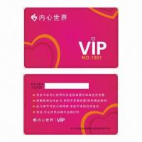Buy cheap Contactless Mifare Ultralight Card with 0.84mm Thickness from wholesalers