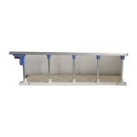 Buy cheap Aluminum Alloy Hospital Bed Guard Rails Collapsible Hospital Bed Accessories from wholesalers