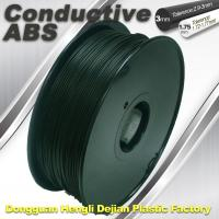 Wholesale Markerbot ,  ABS Conductive 3D Printer Filament 1.75mm / 3.0 mm from china suppliers