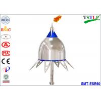 Buy cheap Internationally Tested Self Active Ese Lightning Rod 60μS Long Life from wholesalers