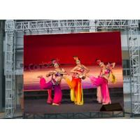 P4 Outdoor Portable LED Screen,P4 81 Stage Background Led