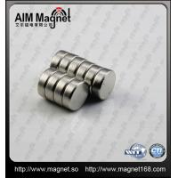 Buy cheap n50 cylinder neodymium magnet from wholesalers