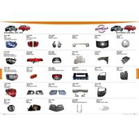 Buy cheap High Efficiency Pic Kup Accessories , 2005 Mitsubishi Canter Parts Lightweight from wholesalers