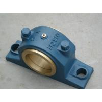 Buy cheap Shaft Plummer Block Bearing Housing  SNL210 With cast steel from wholesalers