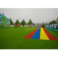Buy cheap Realistic Artificial Grass For Children And Wedding Party Decoration from wholesalers