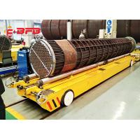 Buy cheap Colorful Q235 Battery Transfer Cart High Performance With Crane Simple Structure from wholesalers