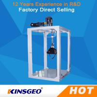 Buy cheap 390kg Touch Screen Luggage Vibration Testing Equipment With PLC Control from wholesalers