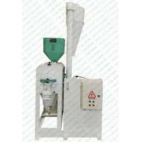 Buy cheap 500-800 kg Per Hour Rice Mist Polisher Machine For Home Use from wholesalers