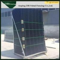 Buy cheap Powder Coating Wire Mesh Fencing Panel For Highway And Railway Both Sides from wholesalers