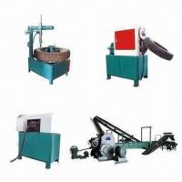Buy cheap Waste Tire Recycling Machinery for Crumb Rubber Powder, Used for Tire Cutting and Shredding from wholesalers
