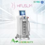 Buy cheap 2015 most advanced professional HIFUSlim body slimming cavitation hifu from wholesalers