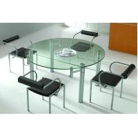 Buy cheap Borosilicate glass processing toughened glass table top Bevel Edge with CE from wholesalers