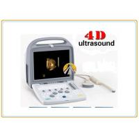 Buy cheap 4D / Realtime 3D Portable Diagnostic Ultrasound Machine , Portable Ultrasound Scanner from wholesalers