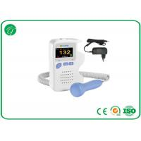 Buy cheap 1bpm FHR Resolution Baby Heartbeat Doppler For Home / Clinic / Hospital from wholesalers