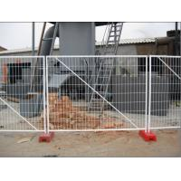 Buy cheap low price temporary fence palisade fencing for best from wholesalers