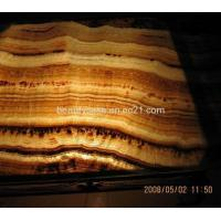 Buy cheap Wood Vein Onyx A ,Natural Marble Products from wholesalers