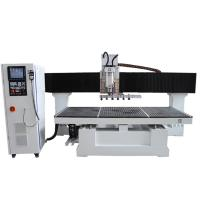 Buy cheap Movable Working Table Cnc Wood Carving Machine 40000mm / M Max Move Speed product