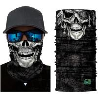 Buy cheap custom colorful seamless multifunctional bandana,Bespoke multifunctional seamless tube sun protection face mask scarf ba from wholesalers