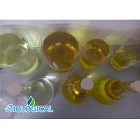 Buy cheap Yellow Injectable Anabolic Steroids Liquid Trenbolone Enanthate 50/100/150/ 200 from wholesalers