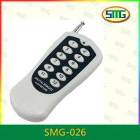 Buy cheap Long Range Wireless Universal Remote Control For Motor Alarm from wholesalers