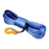 Buy cheap UHMWPE Fiber Rope Winch Line Grade 80 Rigging Hook Superior Abrasion Resistance from wholesalers