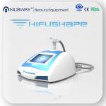 Buy cheap innovative beauty slimming machine non-invasive Hifu weight loss device from wholesalers