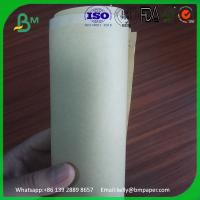 Buy cheap Gift wrapping brown kraft paper roll, best kraft paper price from China from wholesalers