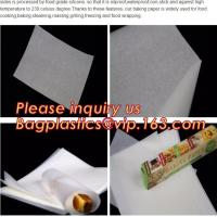 Buy cheap Wood Pulp Unbleached Biodegradable Food Wrapping Paper Silicone Coated Parchment Vellum Paper For Foil Tape Fac from wholesalers