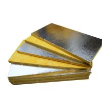 Buy cheap Foil - Faced Glass Wool Roll Soundproof Insulation For Metal Building Insulation from wholesalers