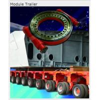 Buy cheap Module Trailer Slewing Drives (SE14 Inch) , Worm Gear Reducer from wholesalers