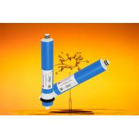 Buy cheap Rust Resistant Water Purifier Ro Membrane, 75GPD RO System Membrane Replacement product