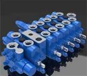 Buy cheap Engineering Multi Way hydraulic directional control valve 4GCJX - G12L from wholesalers