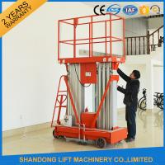 Buy cheap 4 - 20 m Telescopic Boom Lift Rental, Aluminium Aerial Man Lift  Elevated Working Platforms from wholesalers