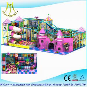 Hansel Playground Tiles Kindergarten Playground Indoor Play Equipment Manufactures