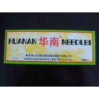 Stainless Steel Long HUANAN Commercial Sewing Machine Needles Manufactures