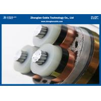 Buy cheap AL/XLPE/PVC/STA/PVC 12/20kV 3 Core Underground Armoured Power Cable from wholesalers