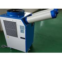 Buy cheap 1.5 Ton Spot Cooler Portable Spot Coolers Two Flexible Hoses For Temporary Cooling from wholesalers