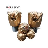 Buy cheap IADC API Carbide Tungsten Tricone Rock Roller Bits For Oil Drilling product