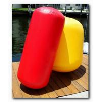 Buy cheap Multi Color Inflatable Boat Accessories Compressed - Air PVC Large Boat Fenders from wholesalers