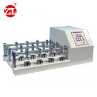 Buy cheap LCD BALLY Flexometer Leather Testing Machine Used In Clothing / Shoes / Bags from wholesalers