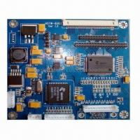 PCBA Used in Automation System, Electronic Design Service Manufactures