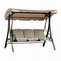 Buy cheap Swing Chair/Patio Swing/Three Seater Swing Chair from wholesalers