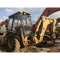 Buy cheap CAT 426C Second Hand Backhoe Loaders CAT 3054DIT Engine 2009 Year 4 Cylinders from wholesalers