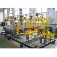 Wholesale Stationary Natural Gas Processing Equipment Gas Pressure Regulating And Metering Station from china suppliers