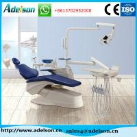 Buy cheap Certificated dental unit price dentistry chair sanitary seamless cushion from wholesalers